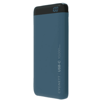 10,000 mAh ChargeUp Pro USB-C Power Bank  Teal